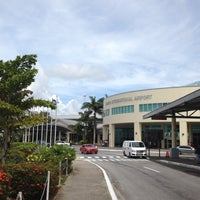 Photo taken at Piarco International Airport (POS) by Gino G. on 5/1/2013
