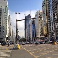 Photo taken at Khalifa street by Hugo C. on 1/12/2014