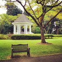 6/8/2013 tarihinde Hugo C.ziyaretçi tarafından Singapore Botanic Gardens'de çekilen fotoğraf