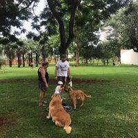 Photo taken at Praça dos Cachorros by Natasha P. on 2/18/2018