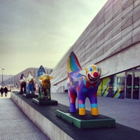 Photo taken at Museum of Liverpool by Francois-xavier D. on 2/28/2013