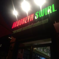 Photo taken at Brooklyn Swirl by Shannon D. on 10/2/2014