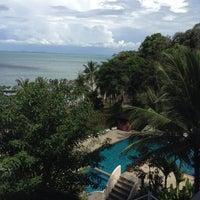 Photo taken at Kooncharaburi Resort And Spa Koh Chang by Aibek K. on 11/24/2013