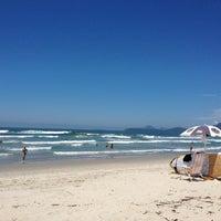 Photo taken at Praia Itamambuca by Felipe C. on 2/2/2013