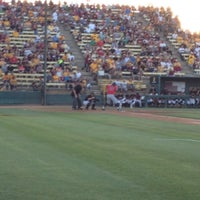 Photo taken at Packard Baseball Stadium by Gabriel W. on 5/19/2013