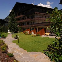 Photo taken at Residencehotel Antares by Residencehotel nelle Dolomiti on 9/11/2013