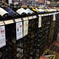 Photo taken at Grand Cru Wine And Spirits by Mills G. on 1/25/2014