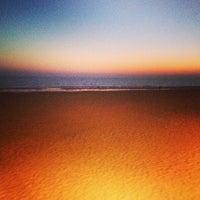 Photo taken at La Victoria Beach by Toño C. on 4/17/2014