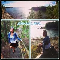 Photo taken at Camping Santalahti by 🌺Oksana🌺 S. on 8/25/2013