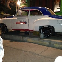 Photo taken at El callejón de los Rumberos by ALX A. on 11/3/2012