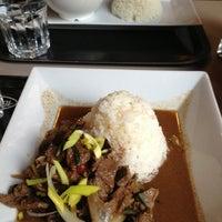 Photo taken at Tasty Thai by Nuno C. on 2/12/2013
