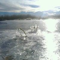 Снимок сделан в Kallahdenniemen uimaranta пользователем Tapio T. 10/27/2012