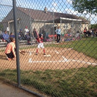 Photo taken at Ballwin Athletic Association by Julie E. on 5/16/2014
