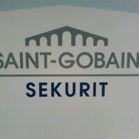 Photo taken at Saint Gobain Sekurit by Juninhoo M. on 4/15/2013