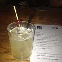 Photo taken at Plum Bar + Restaurant by Katarro R. on 6/18/2013