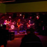Photo taken at Dan Electro's Guitar Bar by Matt S. on 2/2/2013