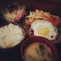 Photo taken at kazunoya - 和の家(かずのや) by Takahashi Y. on 10/30/2012