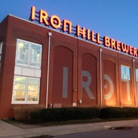 Photo taken at Iron Hill Brewery & Restaurant by amol w. on 3/19/2013