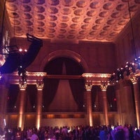 Photo taken at Cipriani Wall Street by Jeff A. on 12/21/2012