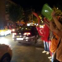 Photo taken at Hoşdere Caddesi by Deniz K. on 6/1/2013