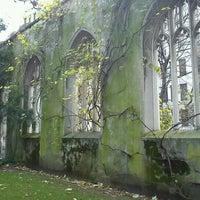 Photo prise au St Dunstan in the East Garden par Pascual V. D. le11/25/2012