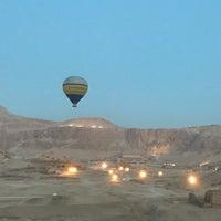 Photo taken at Luxor Balloon by Lorina R. on 1/15/2017