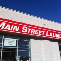 Photo taken at Main Street Laundry by Rhaneman on 11/10/2011