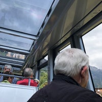Photo taken at Funicolare Mendola - Mendelbahn by Sandro S. on 4/30/2017
