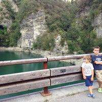 Photo taken at Ponte Delle Bassane by Sandro S. on 8/22/2013