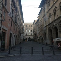 Photo taken at Piazza Giacomo Matteotti by ik0mmi a. on 12/19/2012