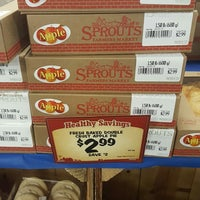 Photo taken at Sprouts Farmers Market by Emma A. on 7/4/2017
