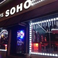 Photo taken at Cafe Soho by Jen J W. on 12/16/2012