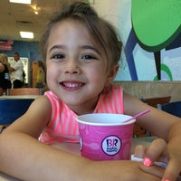 Photo taken at Baskin-Robbins by Timothy D. on 5/5/2014