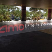 Photo taken at AMC Dine-in Theatres Coral Ridge 10 by Karl K. on 8/16/2014