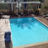 Photo taken at Hampton Inn & Suites St. Petersburg/Downtown by Karl K. on 8/14/2013