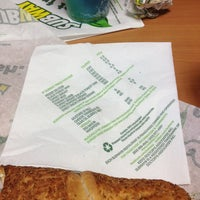 Photo taken at SUBWAY | Vestmannaeyjar by Svanhildur E. on 6/12/2013