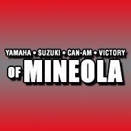 Photo taken at Yamaha, Suzuki, Can-Am, Victory of Mineola by Joel L. on 11/18/2013