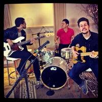 Photo taken at E-music - estúdio de música by Jonatas F. on 10/3/2013