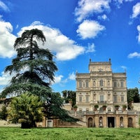 Photo taken at Villa Doria Pamphilj by Simone D. on 5/24/2013