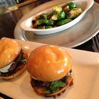 Photo taken at 8oz Burger Bar by Tim H. on 3/1/2013