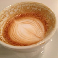Photo taken at Trabant Coffee and Chai by Tim H. on 11/28/2012