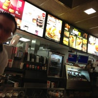 Photo taken at McDonald's by Jens D. on 12/30/2012