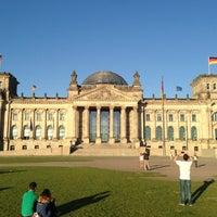Foto scattata a Reichstag da Christopher L. il 6/5/2013