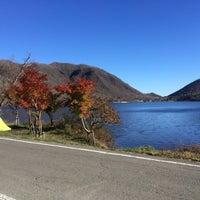 Photo taken at 県立赤城山キャンプ場 by takumi o. on 10/26/2015