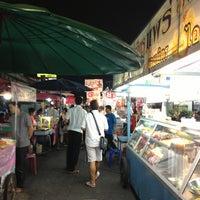 Photo taken at Autsawin market by Chanut K. on 3/21/2013