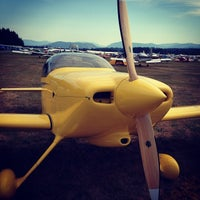 Photo taken at Arlington Fly-In by Danny D. on 7/12/2014