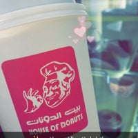 Photo taken at House of Donuts by Reem .. on 4/12/2017
