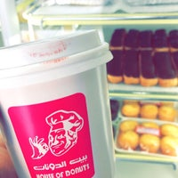 Photo taken at House of Donuts by Reem .. on 12/17/2016