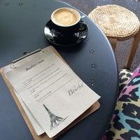 Photo taken at Sur Bourke Espresso Bar by dentista on 1/21/2014