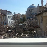 Photo taken at Bağ Evi by mehmet Ö. on 3/23/2014